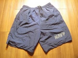 U.S.NAVY Trunks Physical Fitness sizeM used