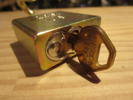 U.S.Lock Set new?