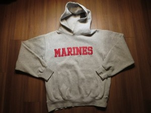 U.S.MARINE CORPS Hooded Parka sizeS used