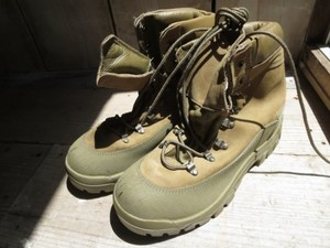 "U.S.Boots""Belleville Combat Gore-Tex""size10W used"