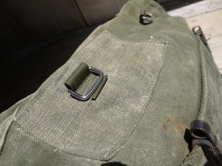 U.S.Field Pack Canvas 1967年 used