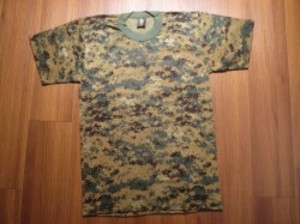 U.S.MARINE CORPS T-Shirt MARPAT sizeS new