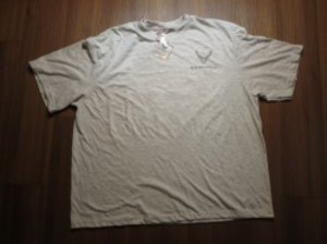 U.S.AIR FORCE T-Shirt ATHLETIC sizeXL new