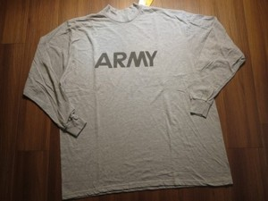 U.S.ARMY T-Shirt Athletic size2XL new
