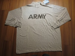 U.S.ARMY T-Shirt Athletic sizeXL new