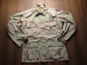 U.S.MARINE CORPS Coat 3Color 1990年代 sizeS-R used