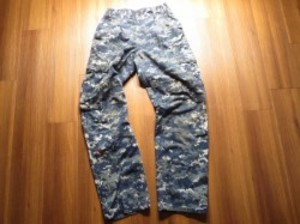 U.S.NAVY Trousers Working sizeXS-R used