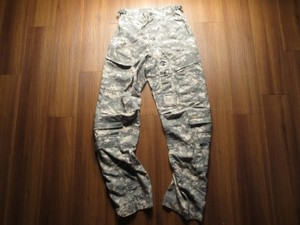 U.S.ARMY Trousers Aircrew 100%Aramid sizeXS-R used
