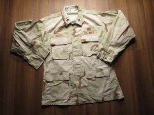 U.S.NAVY Coat 3Color 1998年 sizeM-R used