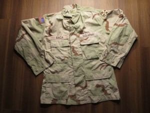 U.S.ARMY Coat 3Color 2003年 sizeM-R used