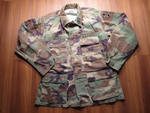 U.S.ARMY Combat Coat 1990年 sizeM-S used