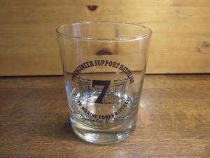 "U.S.MARINE CORPS Glass""ENGINEER SUPPORT BN""used"