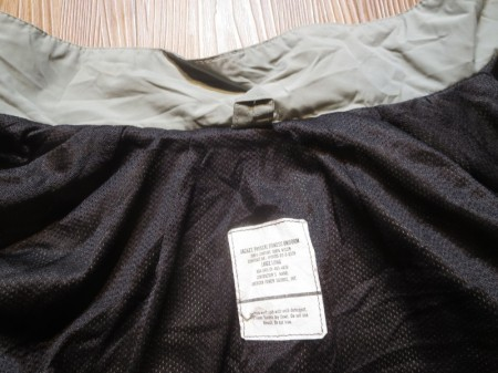 U.S.ARMY Physical Fitness Jacket sizeLarge-Long