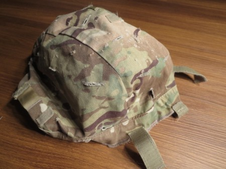 U.S.ARMY CoverHelmet MultiCamforACH 2009年 sizeL/XL