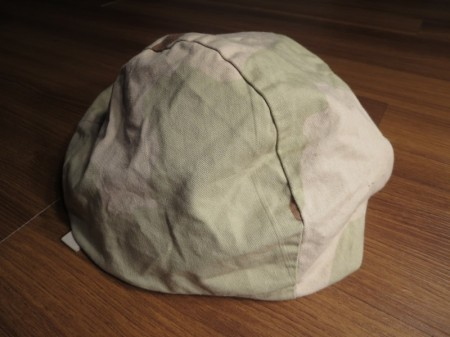 U.S.Cover 3color Helmet PASGT sizeXL 2000年 used