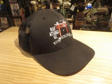 """U.S.NAVY Mesh Cap """"NAF ATSUGI GC"""" used?"""