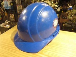 "U.S.NAVY Helmet Working ""USS RONALD REAGAN"" used"