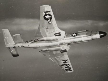 "U.S.NAVY PHOTO ""McDONNELL AIRCRAFT ~"" 1950-60年代"