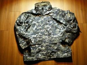 U.S.NAVY Parka Gore-Tex All Weather sizeM-Short
