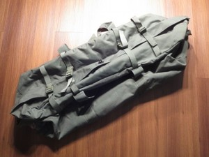 U.S.Duffel Bag Nylon with Zip & 2Straps used