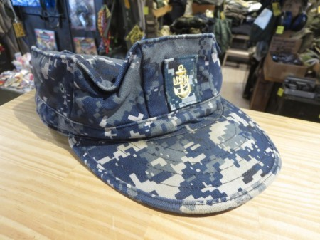 U.S.NAVY Cap Working Utility size7 1/2 used