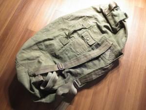 U.S. Duffel Bag Cotton 2Straps 1978年 used