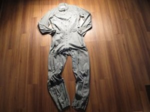 U.S.AIR FORCE Coverall Flying K-2B 1967年sizeS used