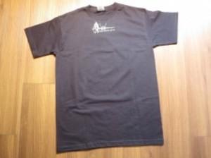 """U.S.NAVY T-Shirt""""VFA-154 BLACK KNIGHTS"""" sizeS new"""