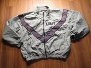 U.S.ARMY Physical Fitness Jacket ACU sizeM used