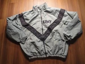 U.S.ARMY Physical Fitness Jacket ACU sizeM-R used