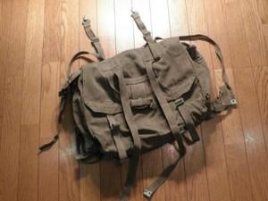 U.K.Utility Bag P58 used