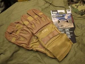"""U.S.Tatical Gloves OR """"ROCKFALL"""" sizeXL new"""