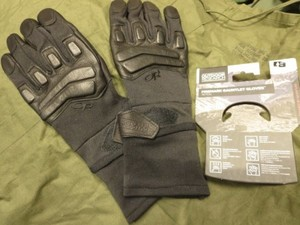 "U.S.Tatical Gloves OR ""FIREMARK GAUNT~"" sizeXL new"
