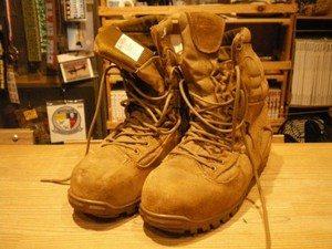 """U.S.NAVY Boots Tactical """"BELLEVILLE"""" size6R used"""