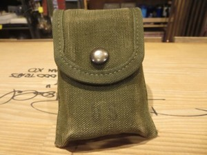 U.S.Pouch Cotton for Compass 1969年? used