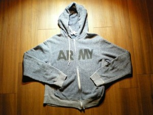 U.S.ARMY Parka Hooded Athletic 1991年sizeS