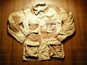 U.S.MARINE CORPS Coat Combat sizeS-Long used