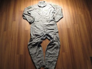 U.S.AIR FORCE Coverall Flyer's 1993年size44R used