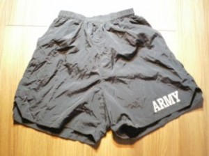 U.S.ARMY Trunks Physical Fitness sizeS? used