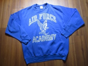 U.S.AIR FORCE ACADEMY Sweat Athletic? sizeXL used