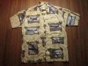 U.S.Shirt Aloha sizeL used
