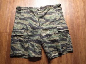 "U.S.? Shorts Replica ""Tiger"" sizeL used"