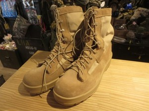 U.S.Combat Boots GORE-TEX size11.5R used