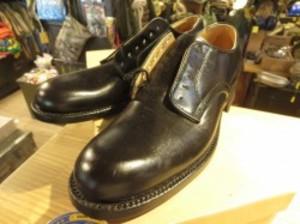 U.S.Dress Shoes Leather Oxford 1967年 size5XN new