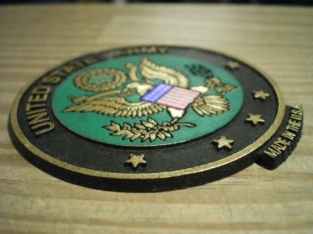 U.S.ARMY MAGNET used