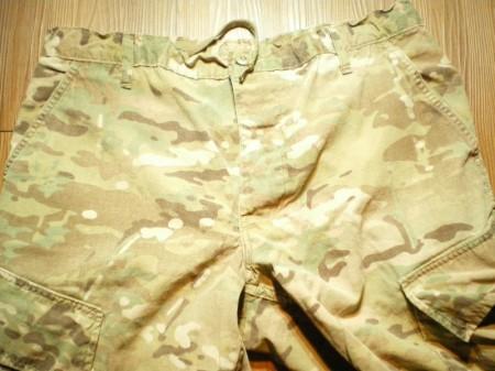 U.S.ARMY Trousers Combat MultiCam sizeM-XShort