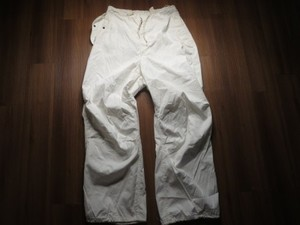 U.S.Trousers Oxford Cotton/Nylon 1983年 sizeS-L