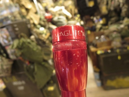 U.S.MAGLITE MINI used