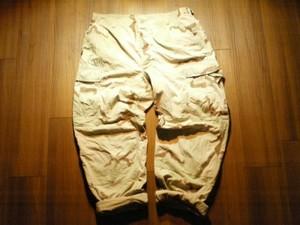 U.S. Trousers Combat 3colorDesert 2000年 sizeM-Long