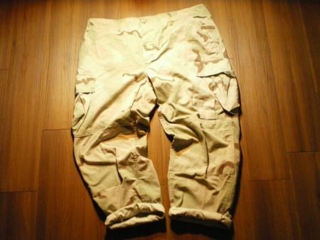 U.S. Trousers Combat 3colorDesert sizeL-Regular